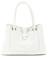 Loro Piana Bellevue textured-leather tote