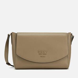 DKNY Women's Noho Flap Messenger Bag