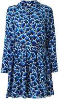 Kenzo 'Popcorn' dress - women - Polyester/Silk - 42