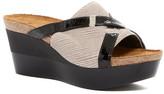 Naot Footwear Eve Genesis Platform Wedge Sandal
