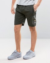 Ellesse Shorts With Side Pocket