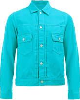 Comme des Garcons flap pockets denim jacket