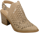 City Classified Camel Austin Slingback Bootie