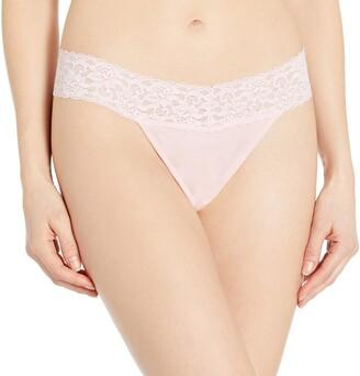 Maidenform Women's Dream Lace Thong