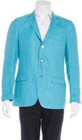 Salvatore Ferragamo Linen-Blend Sport Coat