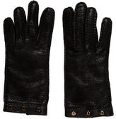 Tod's Cashmere-Lined Leather Gloves