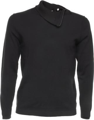 Paolo Pecora Black Sweater