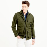 J.Crew Wallace & Barnes lightweight military jacket