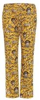 Etoile Isabel Marant Isabel Marant, Étoile Alka printed cotton cropped trousers