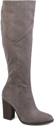 Journee Collection Women Kyllie Extra Wide Calf Boots Women Shoes