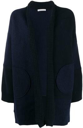 Stefano Mortari Open Knitted Cardigan