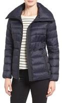 MICHAEL Michael Kors Women's Packable Down Zip Front Jacket