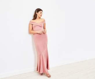 Oasis Bardot Bridesmaid Dress