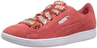 Puma Women's Vikky Ribbon Bold Sneaker
