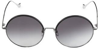 Loewe 58MM Round Sunglasses