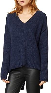 Habitual Emmy Fishtail Hem Sweater
