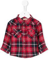 Levi's Kids plaid shirt