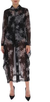 Comme des Garçons Comme des Garçons Printed Dress