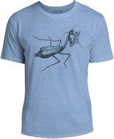 Austin Ink Apparel Praying Mantis Unisex Kids Short Sleeve Printed T-Shirt (, L)