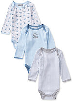 Wendy Bellissimo Baby Boys 3-9 Months 3-Pack Bodysuits