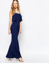 Jarlo Overlay Maxi Dress