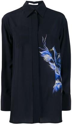 Givenchy Bird print shirt