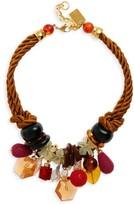 Lizzie Fortunato Women's Tropicana Charm Necklace