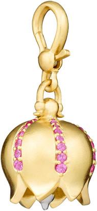 Paul Morelli Pink Sapphire Tinker Bell Charm