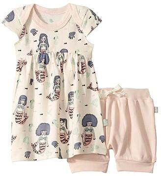 finn + emma Dress with Bloomer (Infant/Toddler) (Mermaids) Girl's Dress