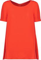 Diane von Furstenberg Maggy silk top