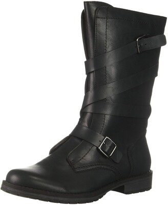 Madden-Girl Women's MASONN Combat Boot