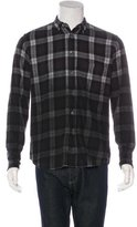 Public School Check Flannel Shirt