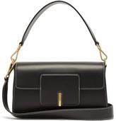 Wandler Georgia Leather Shoulder Bag - Womens - Black