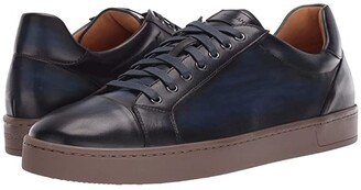 Magnanni Caitlin Lo (Grey) Men's Shoes
