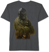 JEM Men's Star Wars Chewbacca Ombré Graphic-Print T-Shirt from