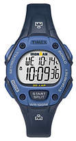 Timex Ladies Ironman Chronograph Blue Digital Sport Watch