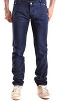 Roy Rogers Roy Roger's Men's Blue Cotton Pants.