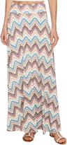 Rachel Pally Women's Printed Jersey Maxi Skirt
