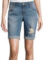 A.N.A a.n.a Denim Bermuda Shorts