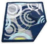 JJ Cole 5-Foot x 5-Foot All-Purpose Outdoor Blanket in Blue Orbit