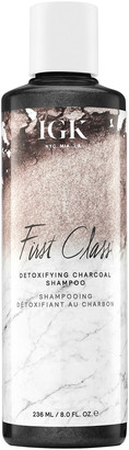 IGK First Class Detoxifying Charcoal Shampoo