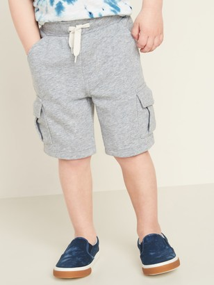 Old Navy Fleece-Knit Cargo Shorts for Toddler Boys