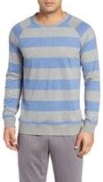 Daniel Buchler Stripe Sweatshirt