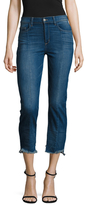 Siwy Becca Mid-Rise Cropped Jean