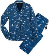 Disney Jasmine Pajama Set for Women by Munki Munki