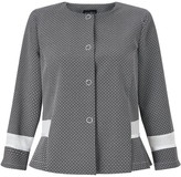 James Lakeland Jacquard Suit Jacket