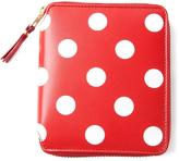 Comme des Garcons 'Polka Dots Printed' wallet