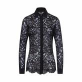 Sophie Cameron Davies Black Lace Shirt