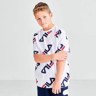 Fila Boys' Ricardo T-Shirt