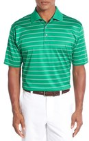Bobby Jones Men's 'Hanson Stripe' Mercerized Cotton Polo
